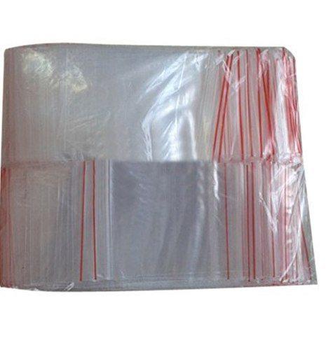 bolsa transparente ziplock