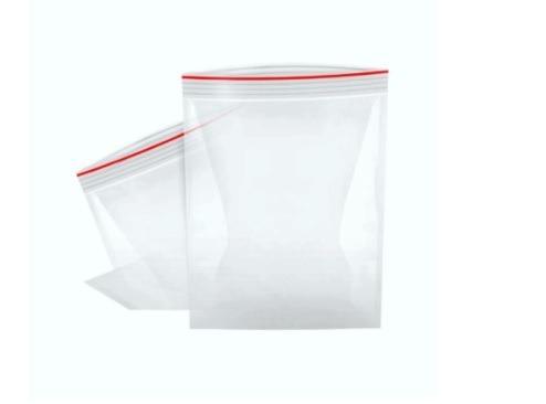saco plástico zip